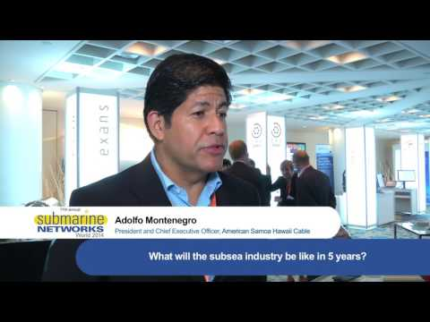 Interview with American Samoa Hawaii Cable   Industry Feedback