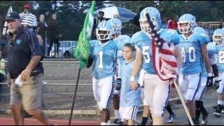 Notre Dame High School Football