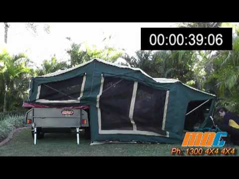 Luxury Camper Trailer Tents Amp Roof Top Tents  39Tropical 2439 24sqm Trail