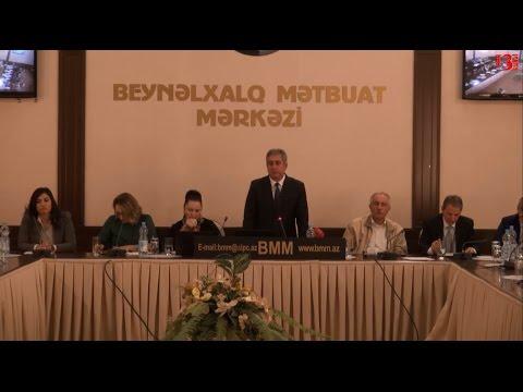 """Azərbaycanda vətəndaş cəmiyyətinin çağdaş durumu: dəyişikliklər üçün nə etməli?"""" Forumu"""