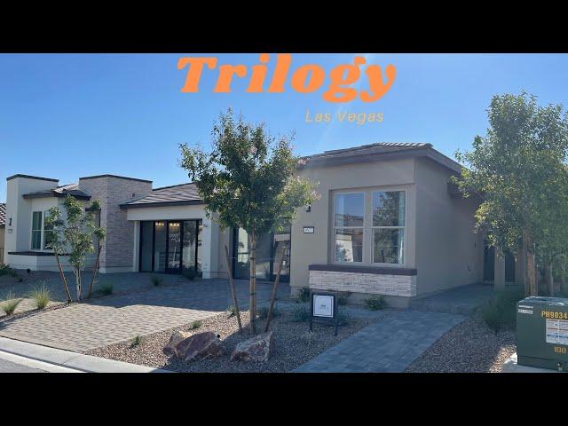 Luxury Living at Sunstone | New Modern Homes For Sale Las Vegas | 386k+, 1,552sf, Trilogy Shea Homes