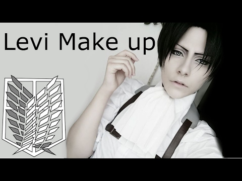 Levi Ackerman Makeup Tutorial | Iro No Mori | [Tutorial]
