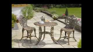 Garden Tables and Chairs | Outdoor Tables and Chairs Designs
