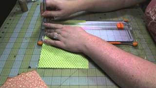 Scrapbook Tutorial: Accordion Pocket