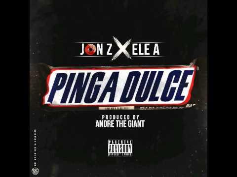 Jon Z x Ele A - Pinga Dulce (Audio)