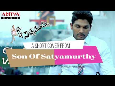 Chal Chalo Chalo song short cover from Son of Satyamurthy
