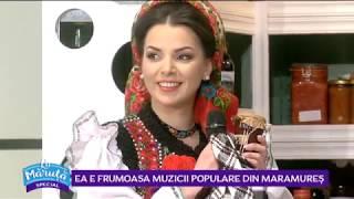 Ea e frumoasa muzicii populare din Maramures