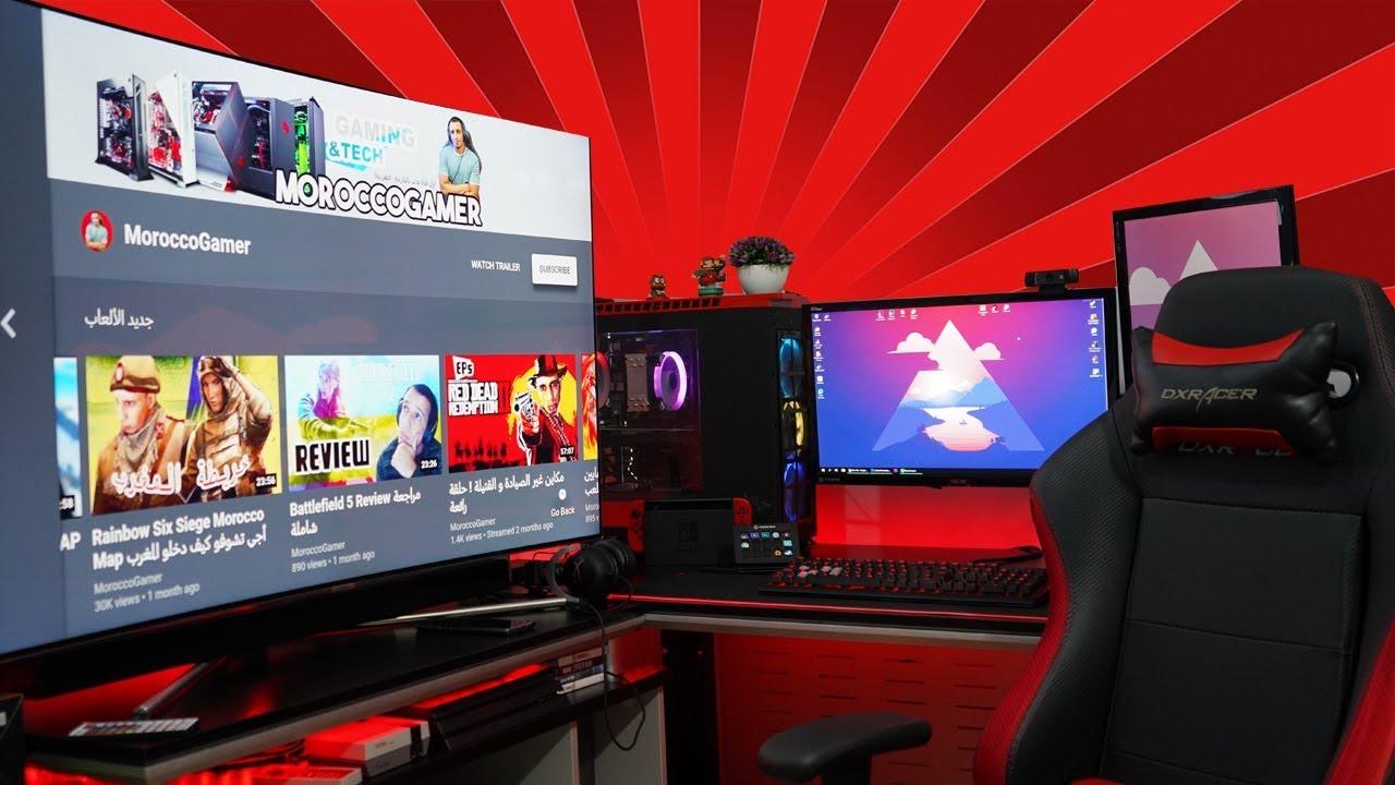 Morocco Gamer Setup 5.0