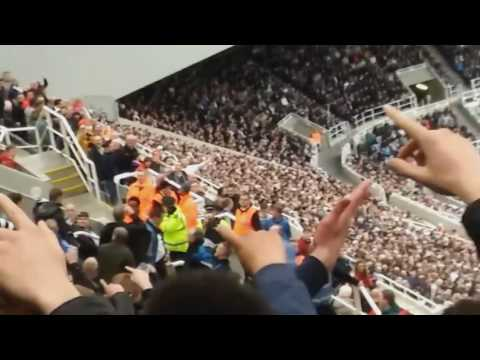 Newcastle United Fans Best Moments And Chants 2016/17!!!!!!!