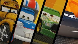 Cars 3 - Unlocking Characters
