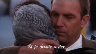 Whitney Houston - I Will Always Love You-Traduction française
