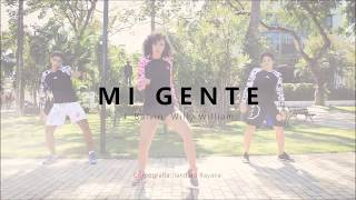 J. Balvin Willy William Mi Gente - Coreografia Close Dancers.mp3