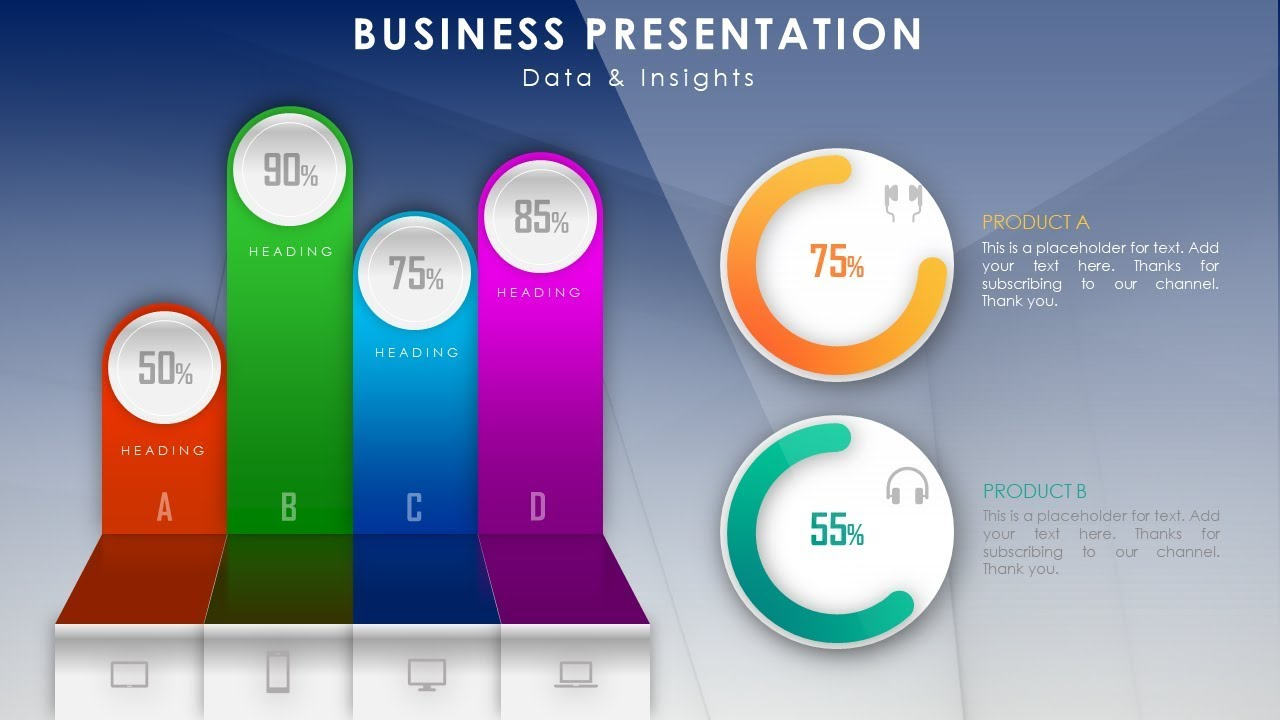 How To Create Beautiful Infographic Dashboard For Business
