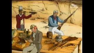 A rejtelmes sziget-rajzfilm