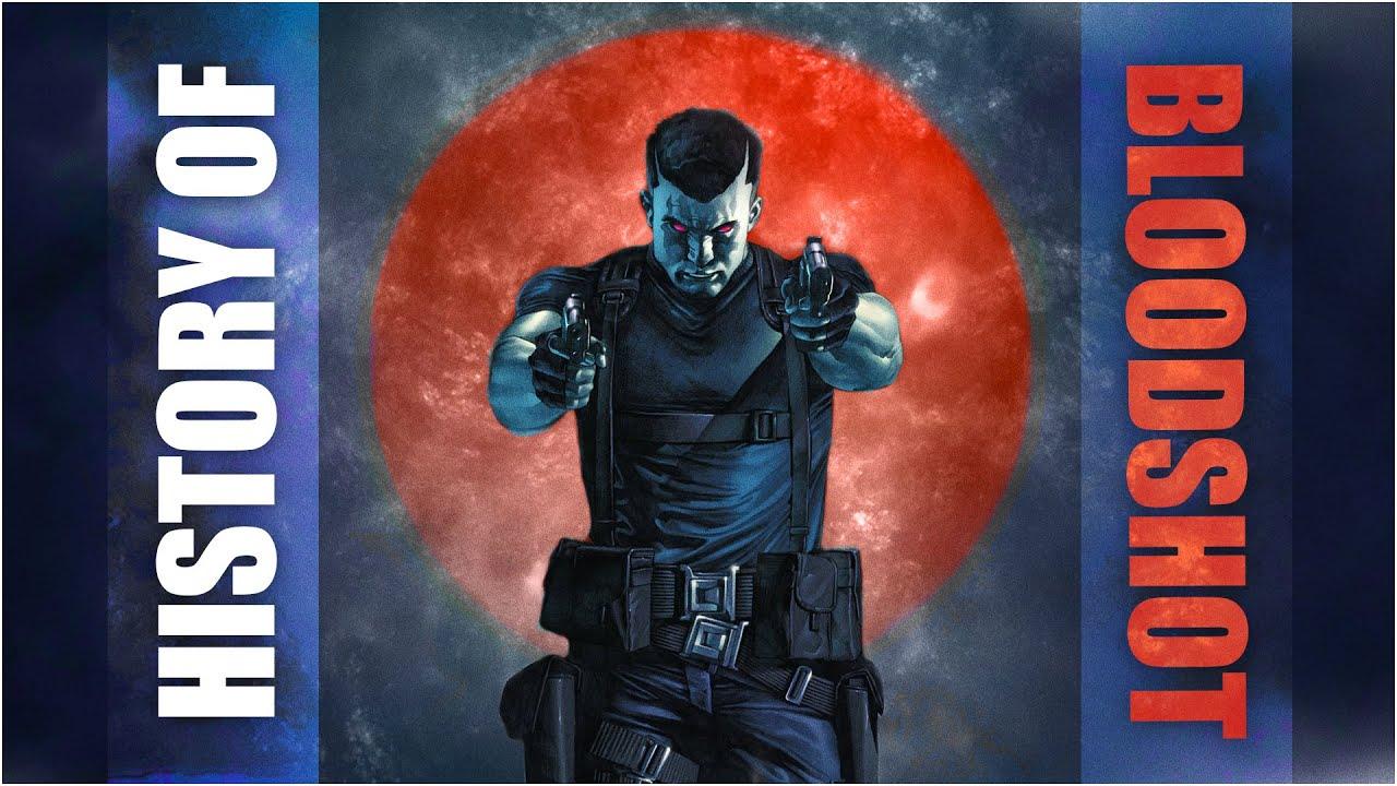 Download History of Bloodshot