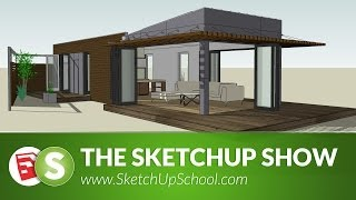 7 Best New Features of SketchUp 2014  | SketchUp Show #72 (Tutorial)