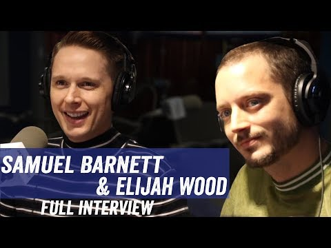 Elijah Wood & Sam Barnett - 'Dirk Gently's Holistic Detective Agency', Method Acting, 'The Bachelor'
