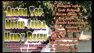 Hendy Restu Full lagu sunda paling top