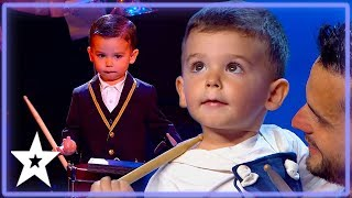 CUTEST TODDLER WINS Spain's Got Talent 2019 | Kids Got Talent