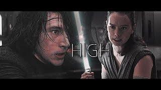 Rey & Kylo | HIGH