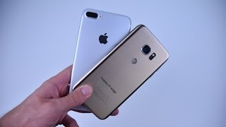 iPhone 7 Plus vs Galaxy S7 Edge: Which is the better Flagship?