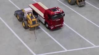 RC Construction - Radio Control Vehicles from Oslo Motorshow 2016