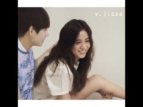 Lights Off Vsoo V Taehyung Jisoo Youtube