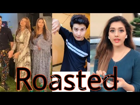 Roasting some random tiktokers || Peace 😅