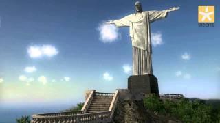 巴西里約熱內盧─基督救世主