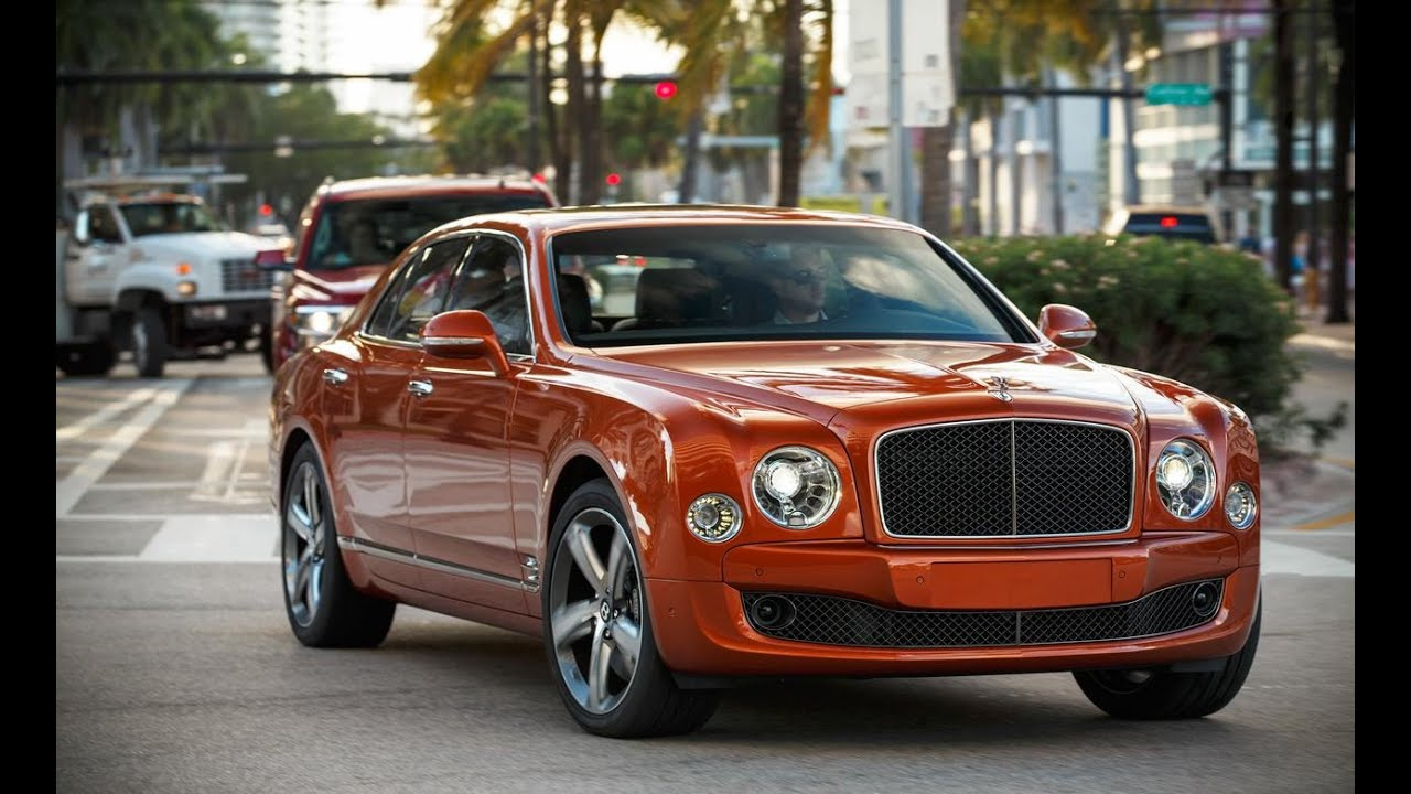 2015 Bentley Mulsanne Reviews, Specs and Prices - YouTube