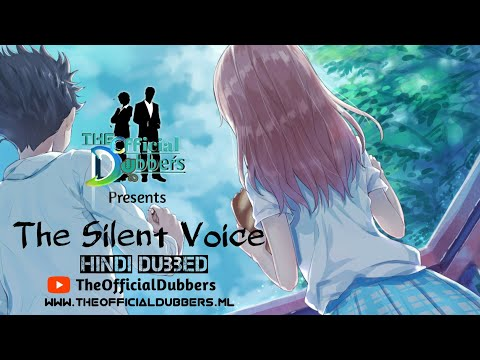 A Silent Voice Hindi New Trailer Hindi Dubbed