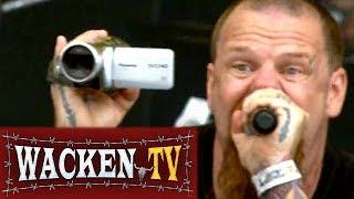 Exodus - Piranha - Live at Wacken Open Air 2008