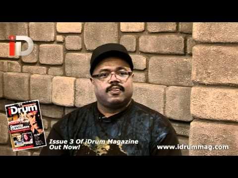 Drummer Dennis Chambers Interview With Jamie Borden - iDrum Magazine