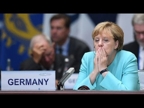 Merkel's party defeated in Germany state election