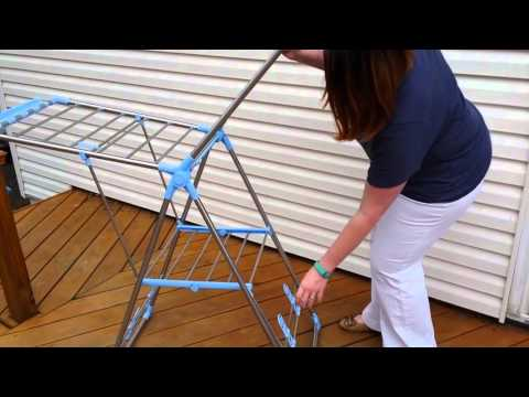 Best Camping Clothes Drying Rack Review Youtube