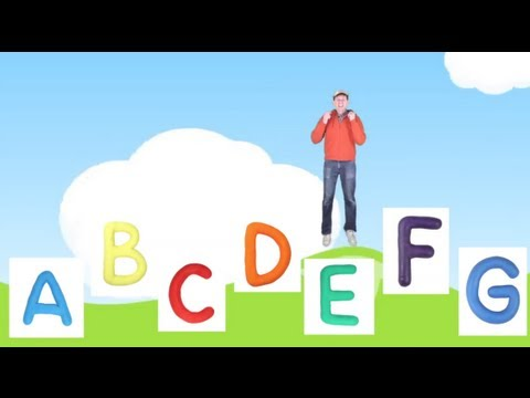 Jumping ABC Song - YouTube