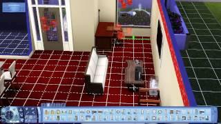 The Sims 3 Crea una Casa Parte 4 - Monolocale di Lusso 2/2