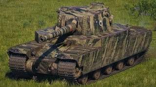 World of Tanks Type 5 Heavy - 6 Kills 12,3K Damage
