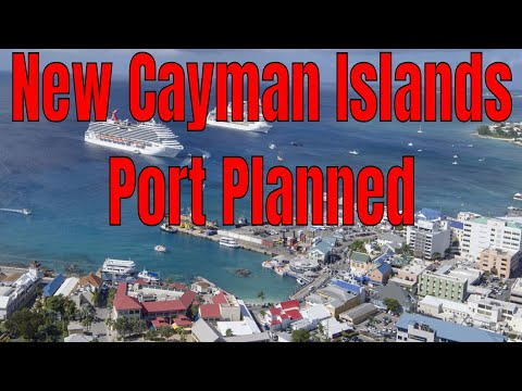 New Cayman Islands Cruise Port Planned Carnival Royal Caribbean Norwegian Say Yes! Islanders Say No!