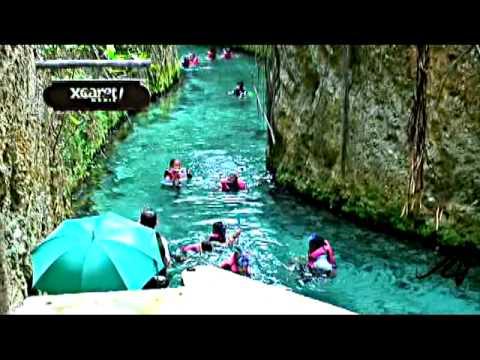 Xcaret Riviera Maya Lazy River