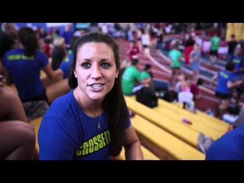 CrossFit Games Regionals 2012 - CrossFit West Virginia