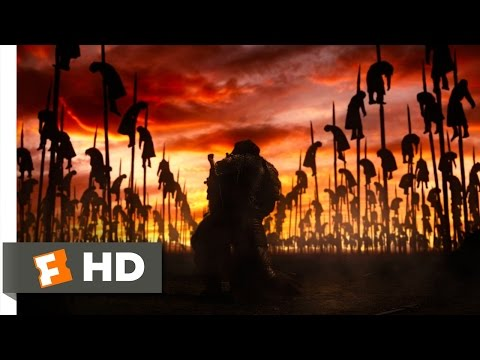 Dracula Untold (1/10) Movie CLIP - Vlad The Impaler (2014) HD