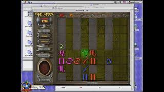 Alchemy v1.0 (2002 PopCap, Macintosh) - 12,630 Points [720p]