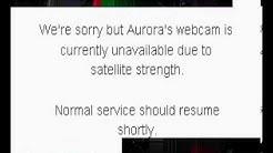 """P&O Cruises - Aurora timelapse webcam """"Grand Event"""""""