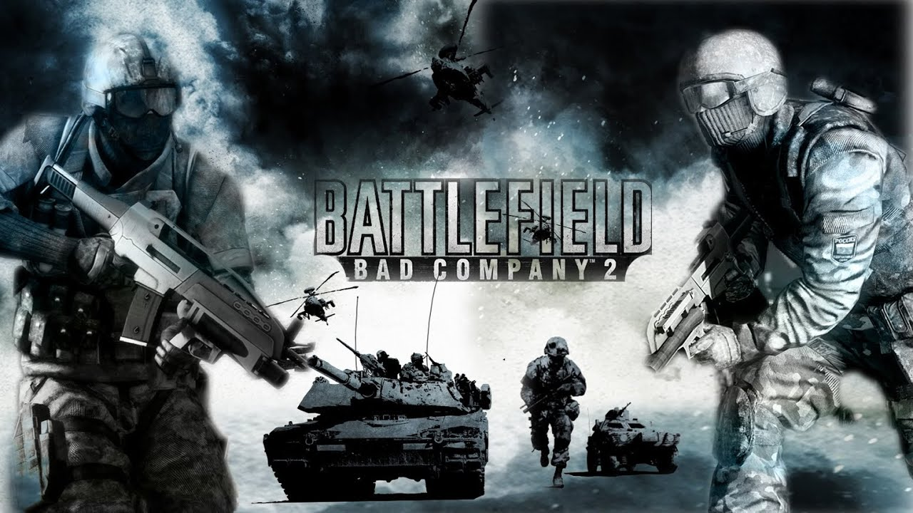 BATTLEFIELD TÉLÉCHARGER BAD COMPANY 2 PUNKBUSTER