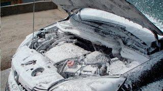 Как НЕ НУЖНО мыть двигатель!(Химию можно заказать тут http://partsbbt.ru/ В этом видео покажем как НЕ НУЖНО мыть двигатель. Мойте двигатель прави..., 2016-07-31T14:40:32.000Z)