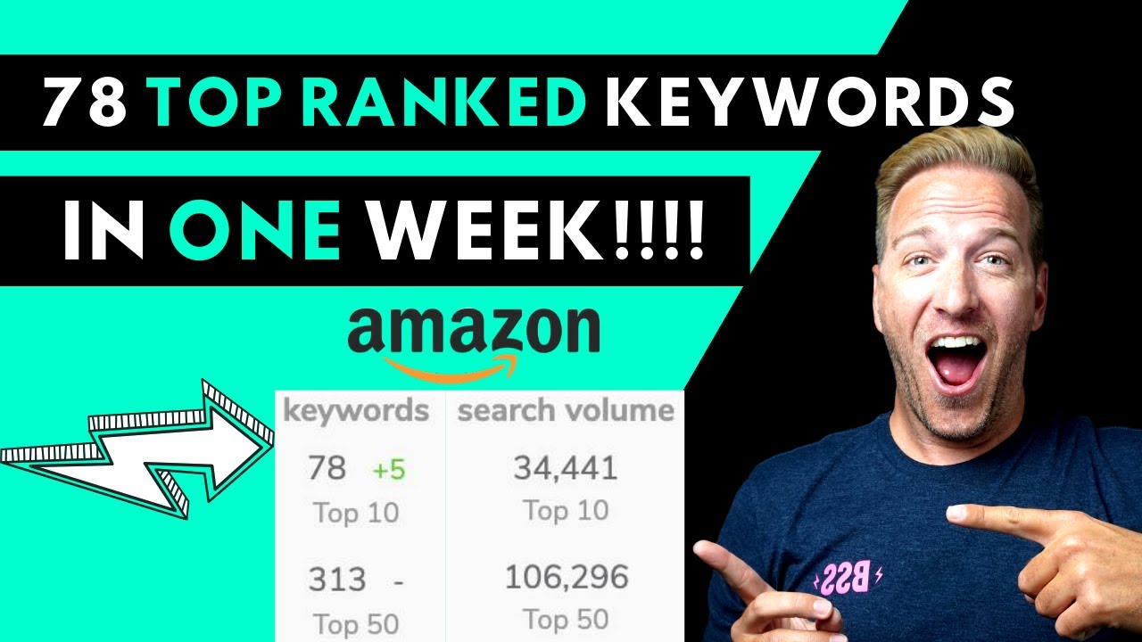 Amazon PPC ONLY Launch [Step-by-Step FBA Tutorial]: How to Rank On Amazon Page 1 In A Week!!!