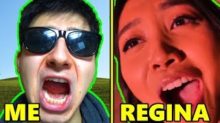 REGINA COPIES ME OMG!!! (Chad Wild Clay Vy Qwaint Spy Ninjas)