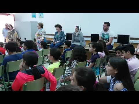 1r Día De Las Matemáticas En El IE Melchor De Jovellanos De Alhucemas (07/06/18): Charla Sobre Pi_
