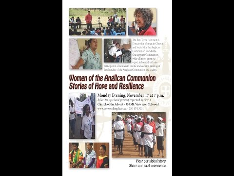 Women of the Anglican Communion: Stories of Hope and Resilience
